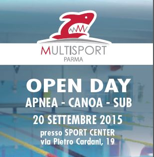 OPEN-DAY piscina MULTISPORT